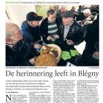 Dagblad De Limburger (3 februari 2015)